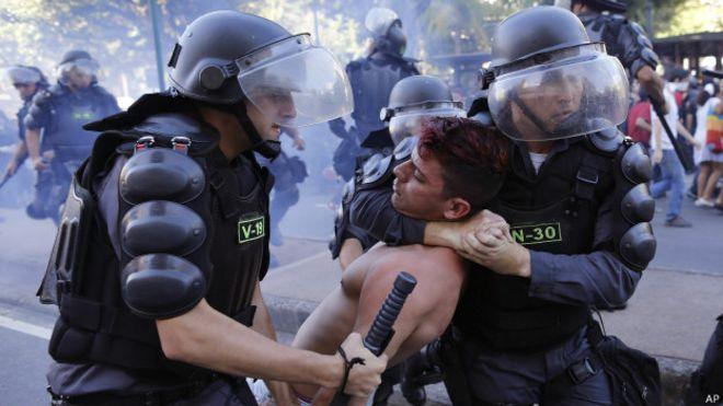 Relatório apontou aumento de 39% no número de homicídios decorrentes de intervenção policial no Rio