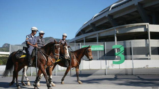 ONG internacional diz que, a um ano dos Jogos do Rio 2016, cenário é incompatível com valores olímpicos