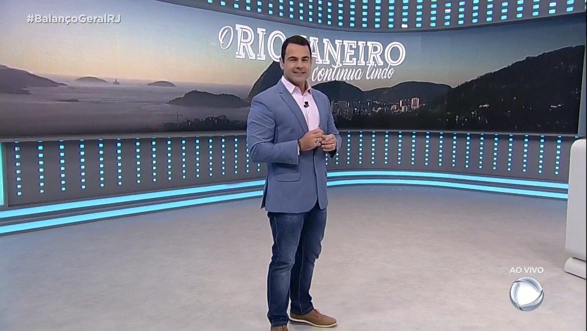 Nova pedra no sapato | 'Balanço Geral RJ' cresce a cada dia e incomoda a Rede Globo